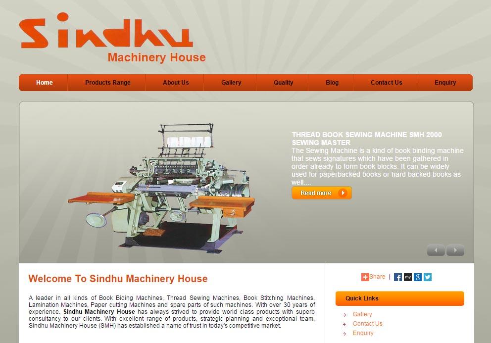 Sindhu Machinery House